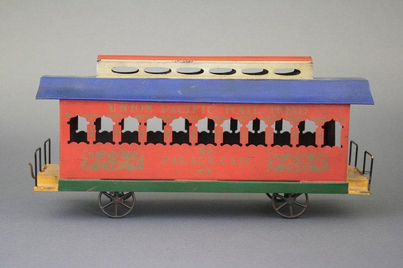 "Union Pacific Railroad ""Palace Car"""