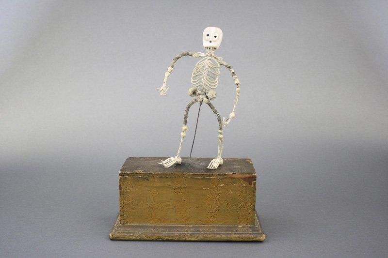McGinty Skeleton Jigger