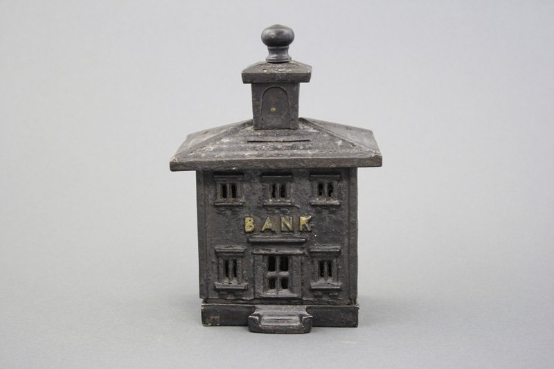 English Cupola Bank