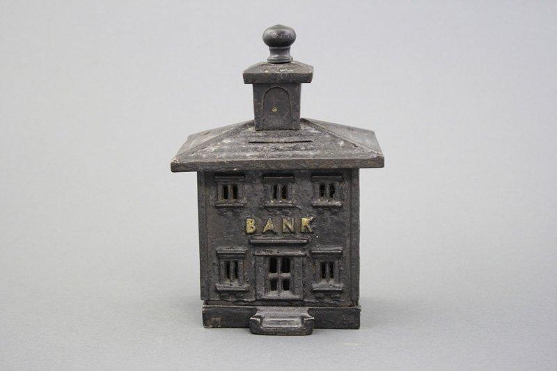 English Cupola Bank