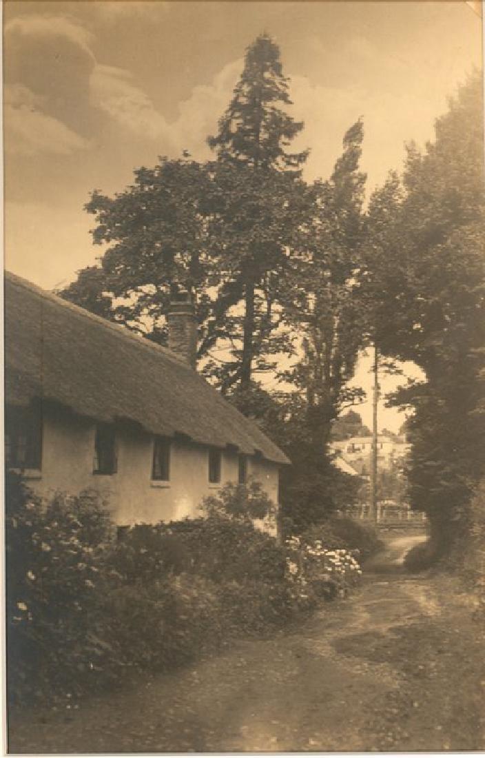 Dunster, Somerset. C1925