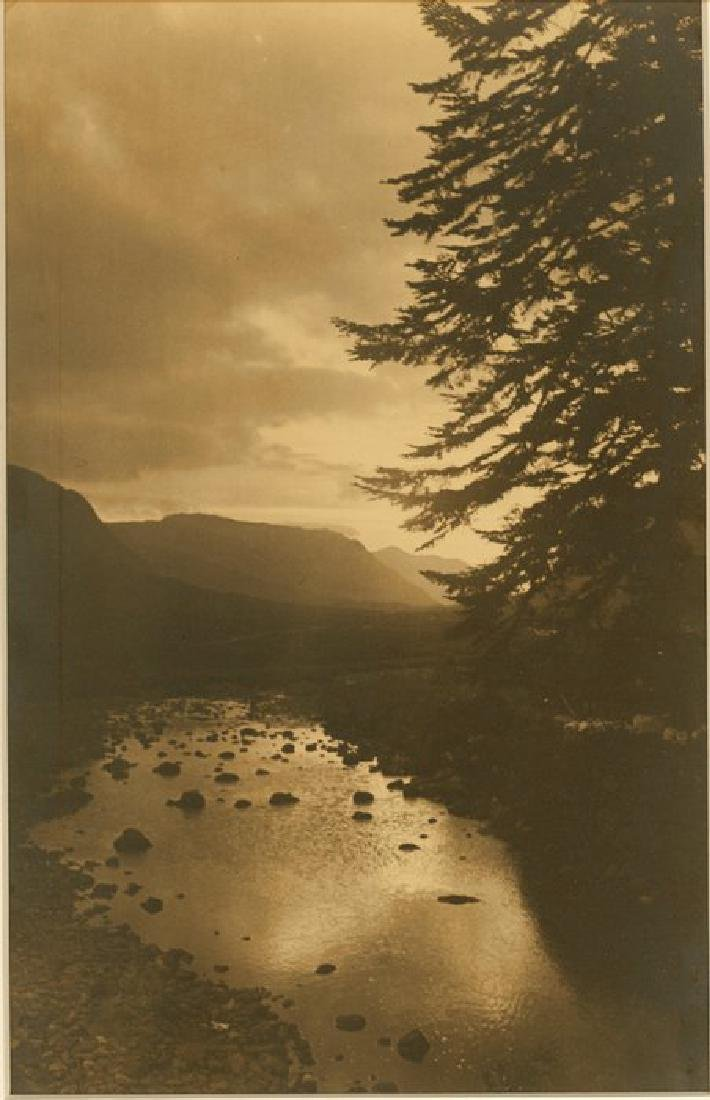 Glen Etive, Scotland. C1925