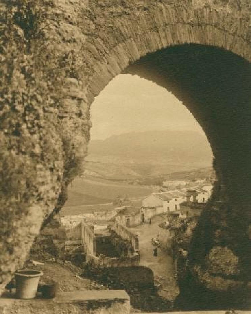 Mediteranean Village - Rhodes. C1930