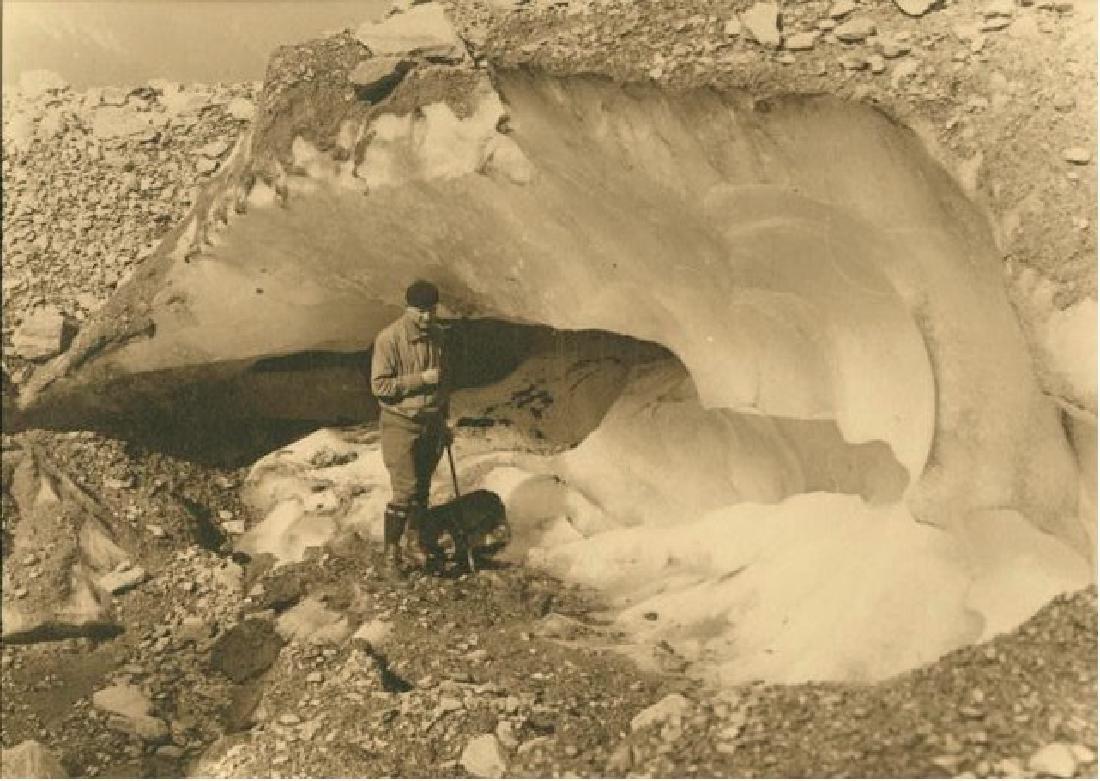 Serac sur les Bossons, Chamonix, August 1931
