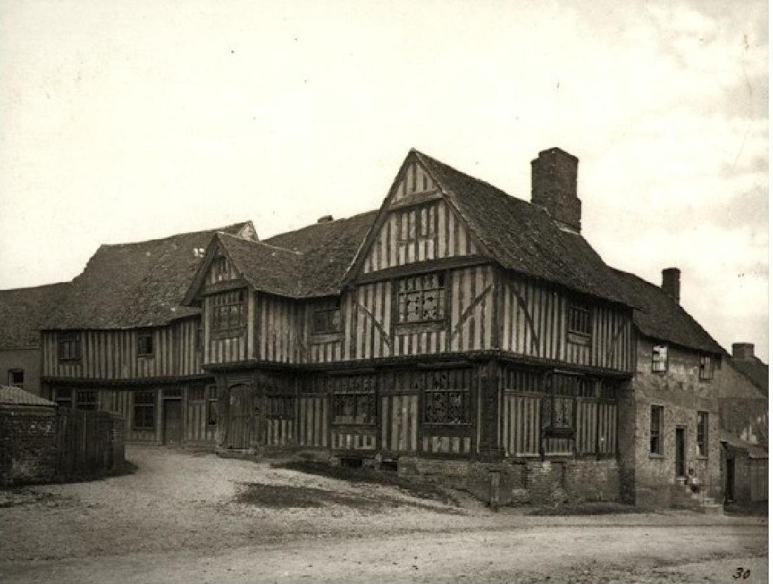 The Old Town Hall, Lavenham, England