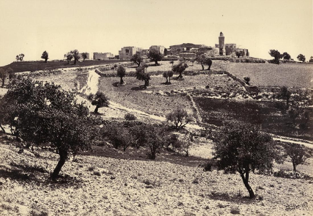 Jerusalem, Church of the Ascension, Mount of Olives.