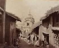 Kangra; The Golden Temple. c1864