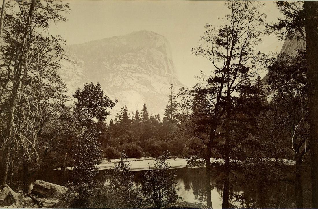 Lake Ah-wi-yah, Yosemite, California, c1861