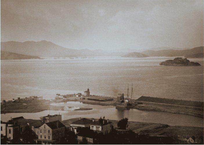 San Francisco Bay, c1865