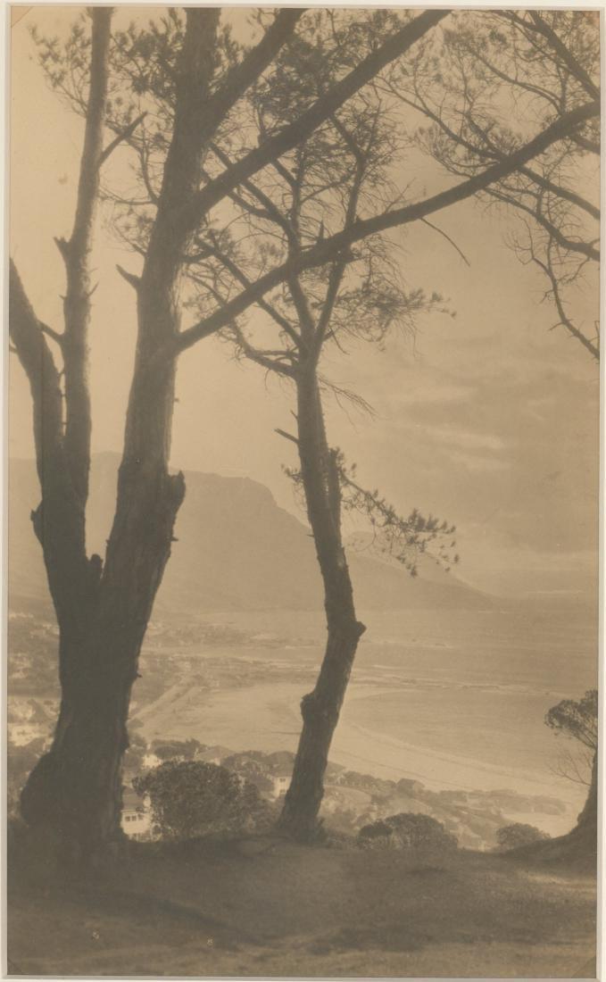 Camps Bay, Cape Town. c1925