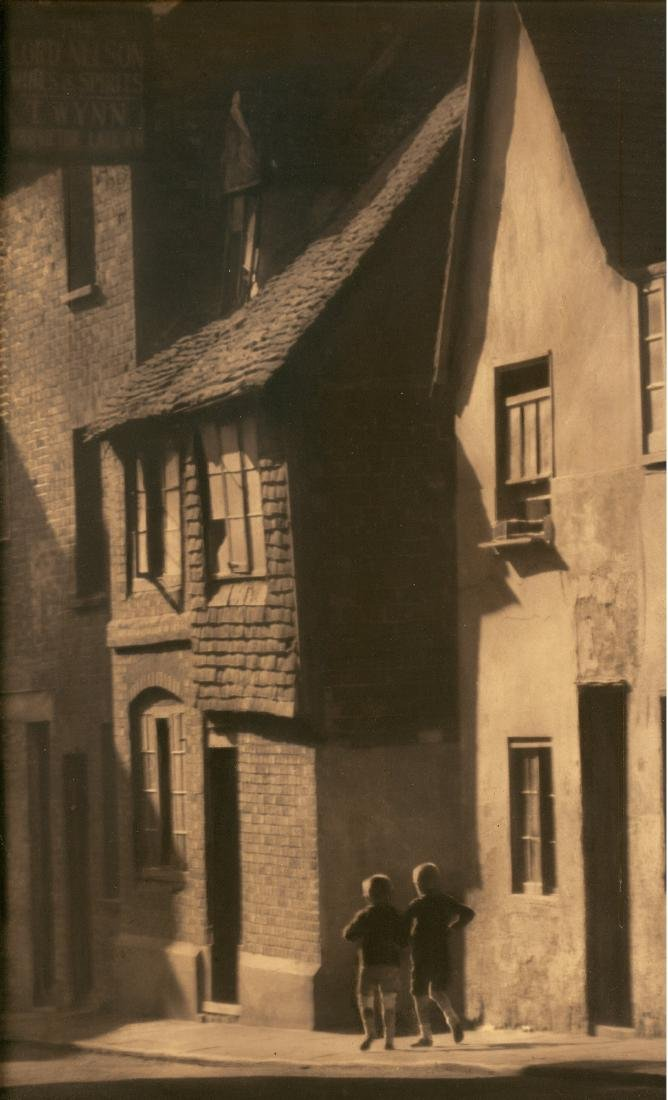 Conspiritors. c1925