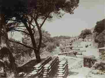 Fortifications & Canons on Mediteranean