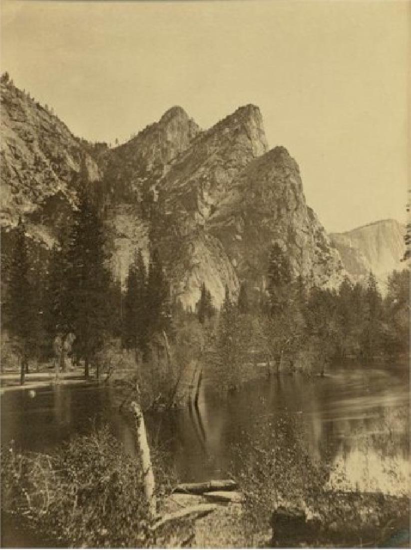Three Brothers, Yosemite, California