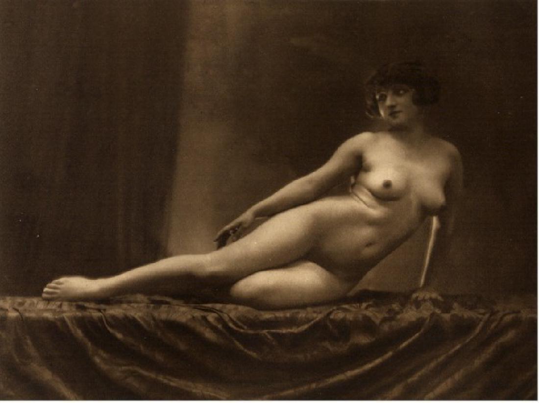 Nude by Stanislaus Walery. C1920