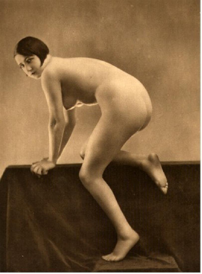 Nude by Stanislaus Walery. C1920