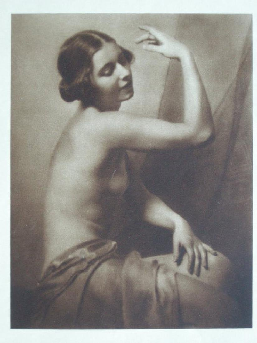 Hungarian nude by Prof. Josef Pecsi