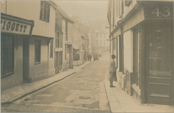 Old Town, Hastings. C1920