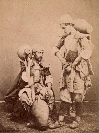 Russia Ð Baku Peasants . c1880Ê