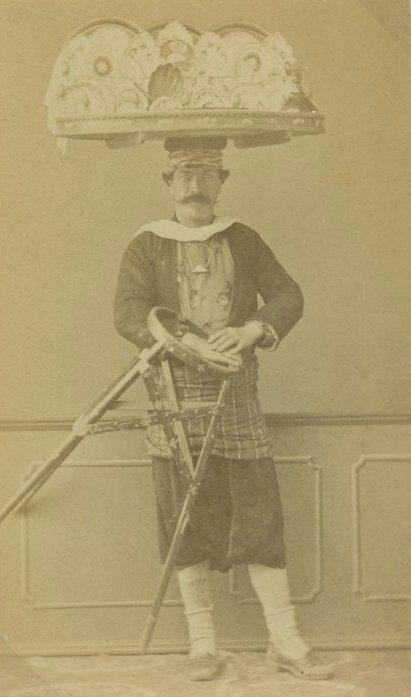 Turkish China Seller, c1870
