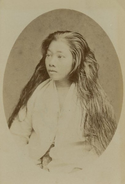 Tagalo Chinese Beauty. c1870