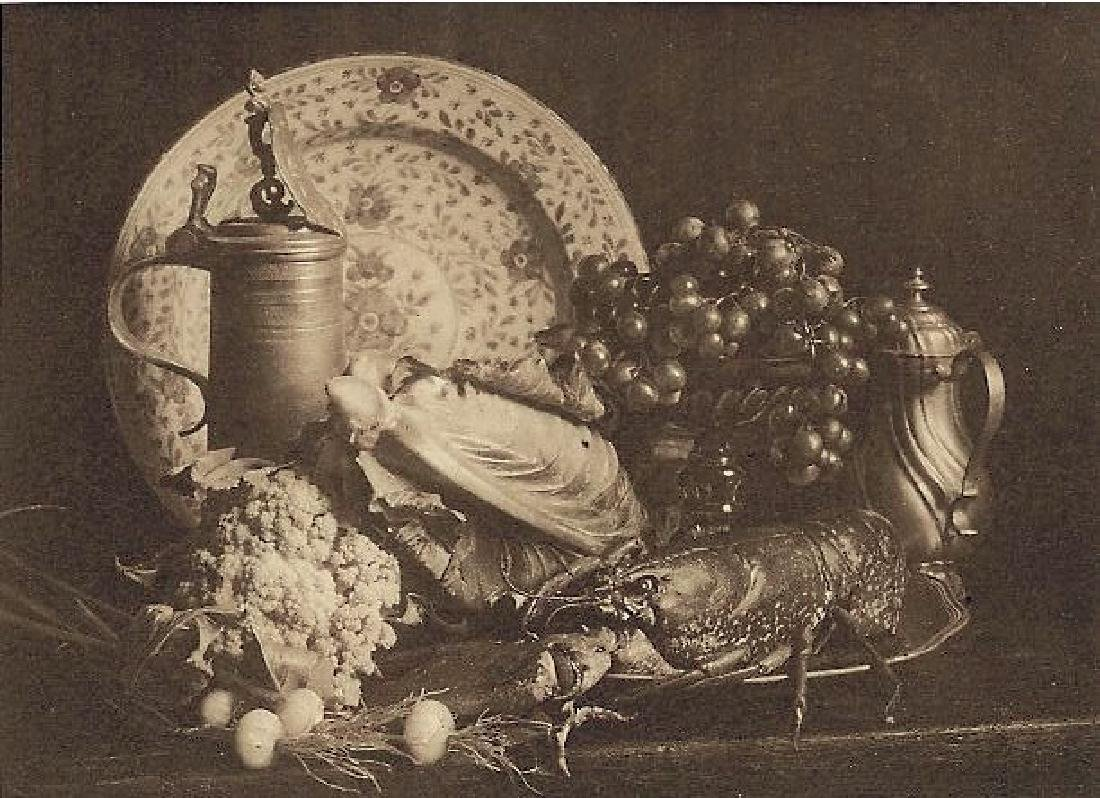 Nature Morte. By Charles Gaspar. C1902