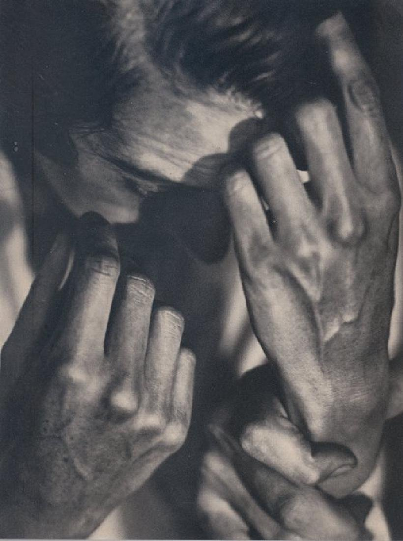 Hands. By  Germaine Krull. C1925.