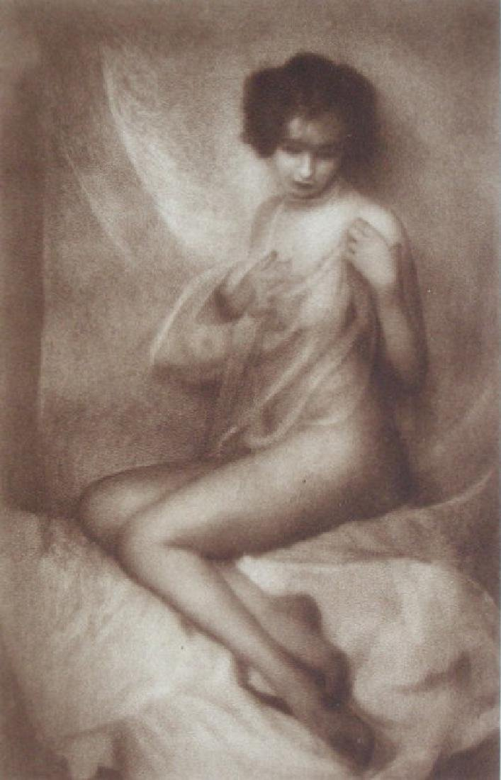 Swedish Nude by Bromoldruck & Flodin, Stockholm