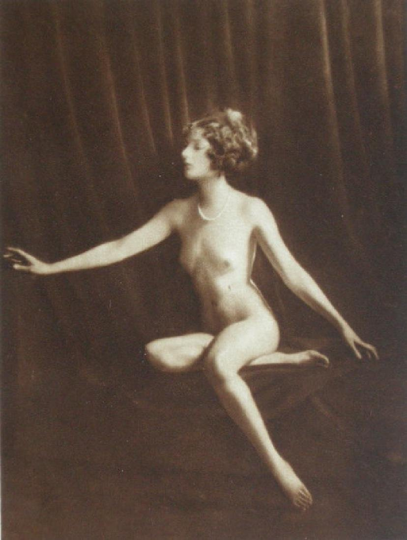 American Nude by E. O. Hoppe, London