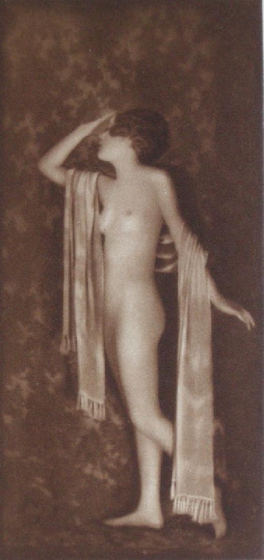 Australian Nude by E. O. Hoppe, London