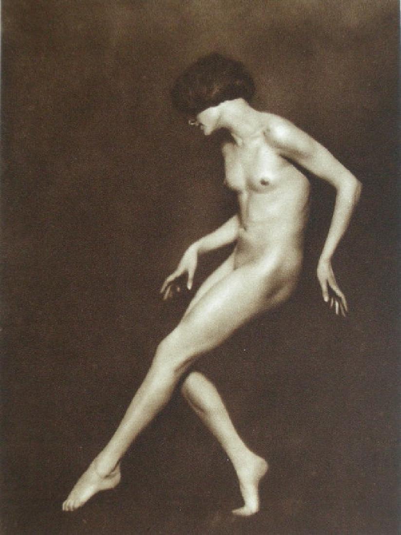 German Nude by Trude Fleischmann, Wien