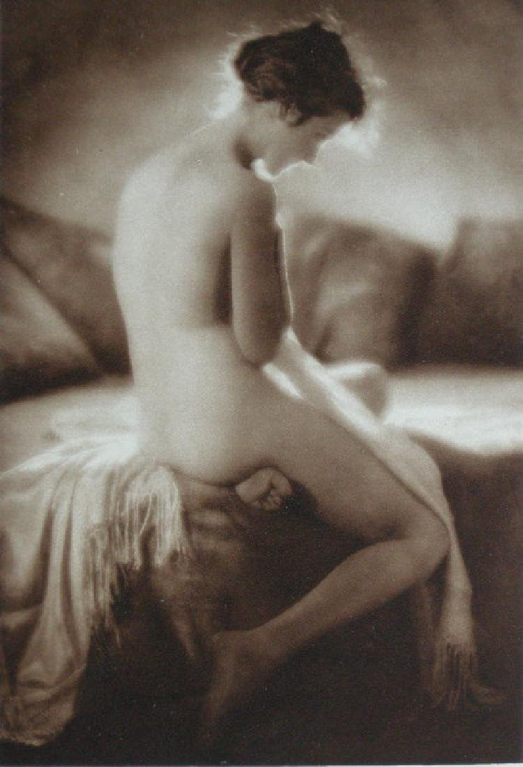German Nude by Karl Schenker, Berlin