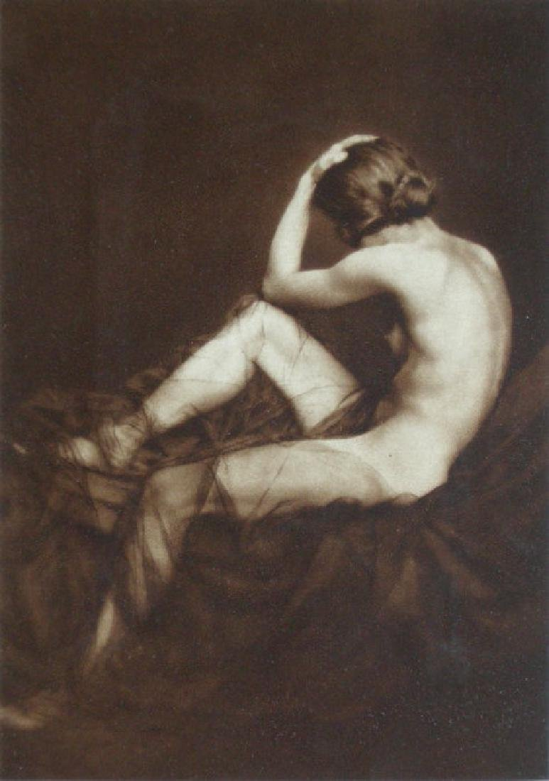 Polish/Austrian Nude by Germaine Krull, Berlin