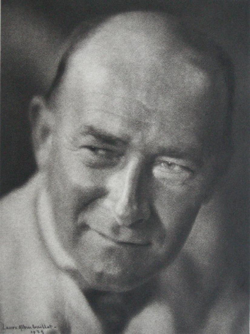 Portrait de M. le Prof. Latarget by Laure Albin-Guillot