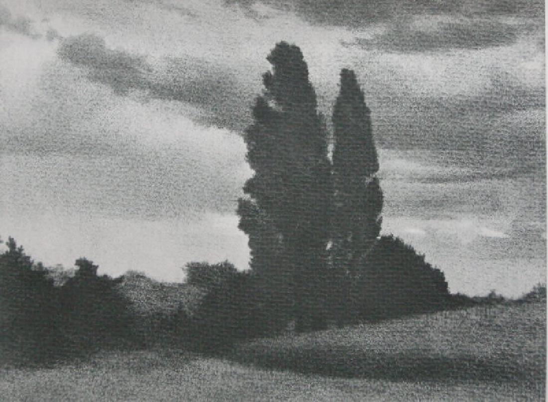 Avant la Tempete by Tadeusz Wanski