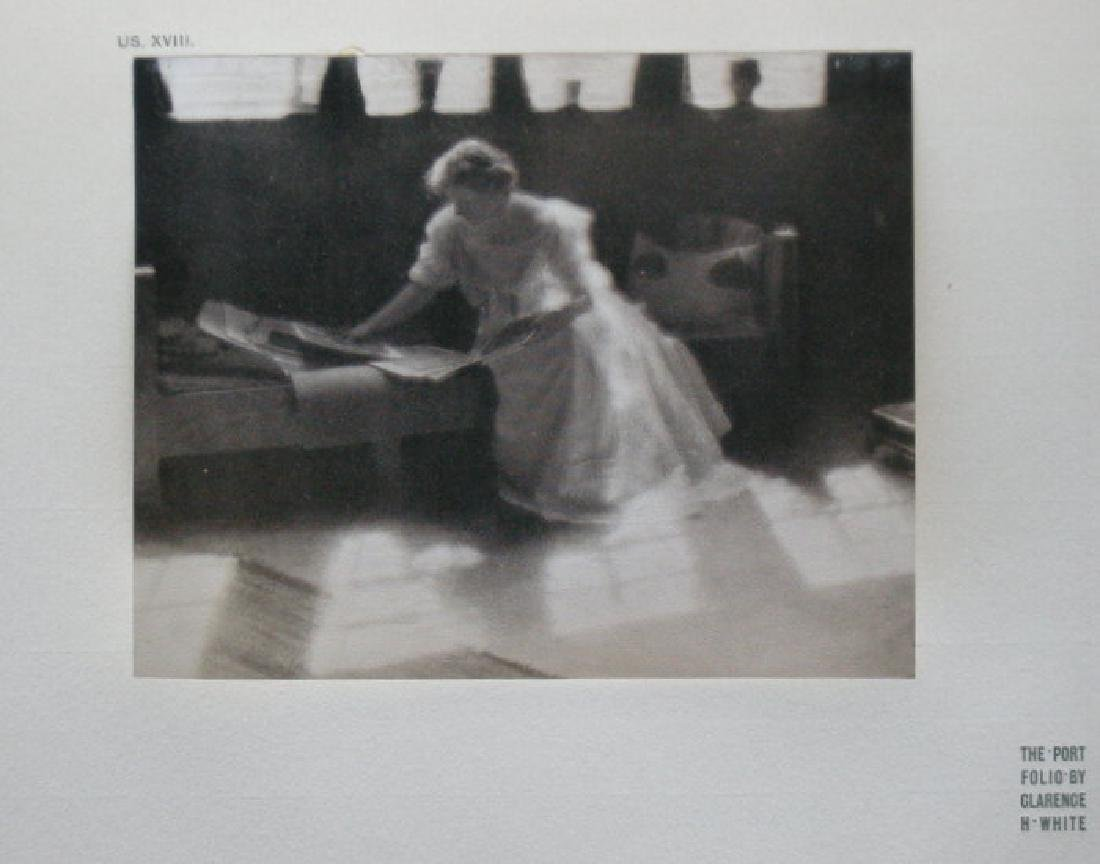 The Portfolio by Clarence H. White
