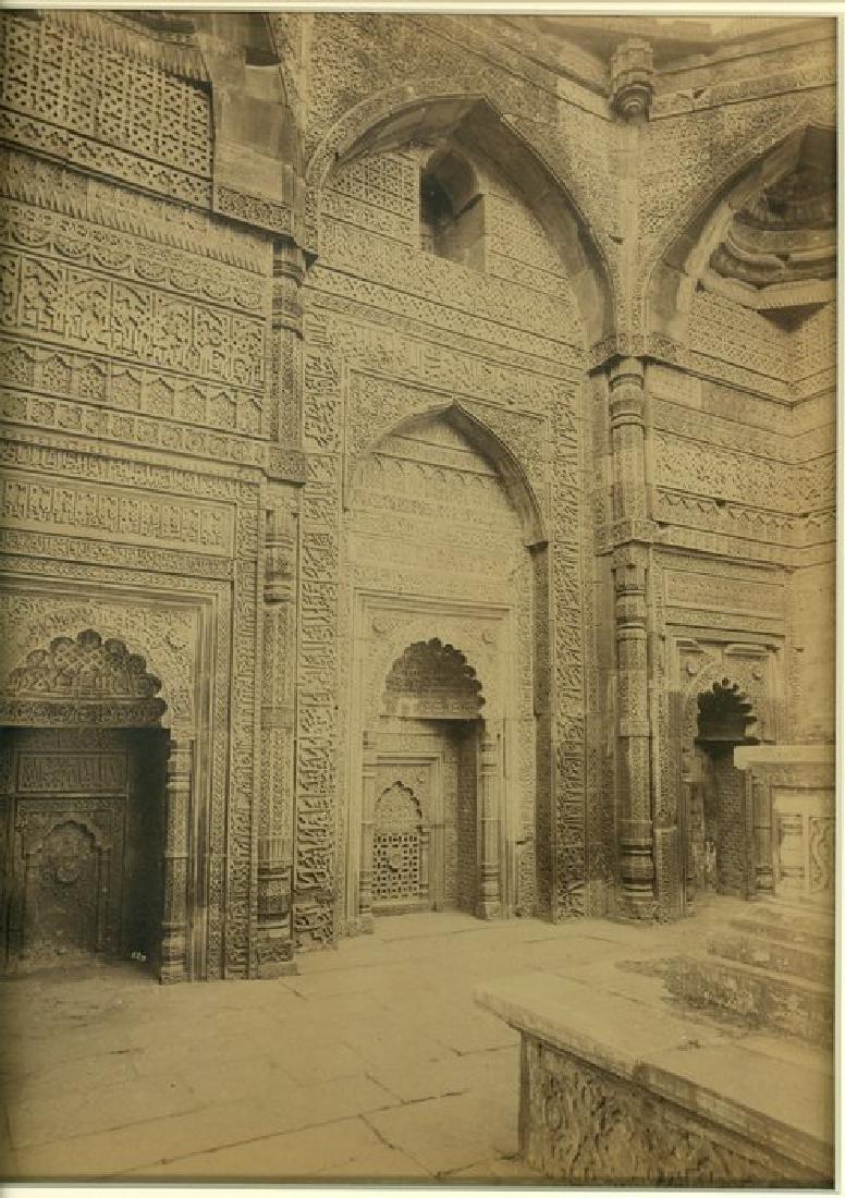 Tomb of Adnan Khan, Delhi. c1880