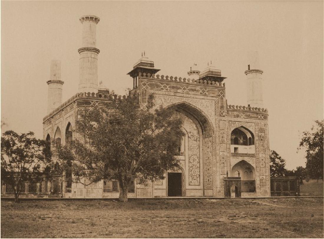 Secundra,  Akbar's Tomb. c1870