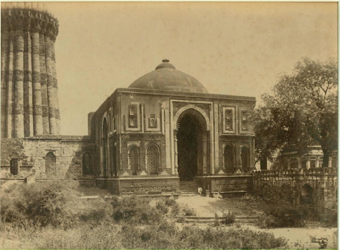 Delhi  Elai Darwaza. C1870