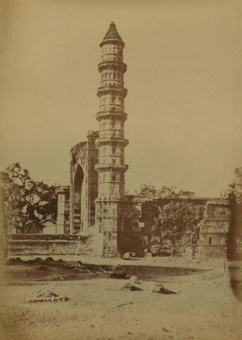 Mosque of Mahomed Ghous. c1866