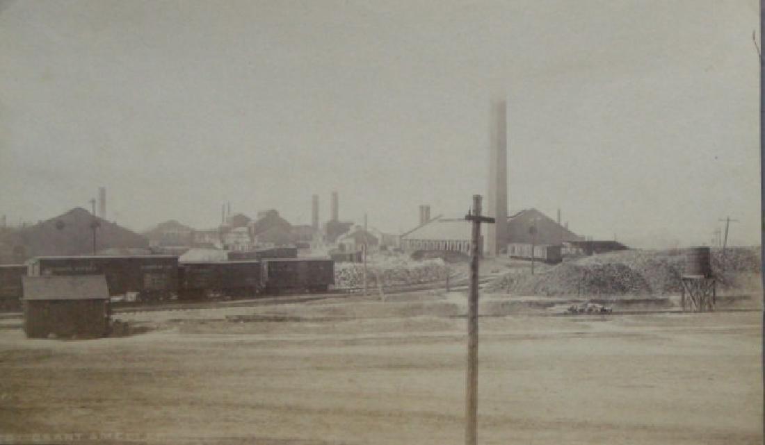 Grant Smelter - Leadville, CO. c1880