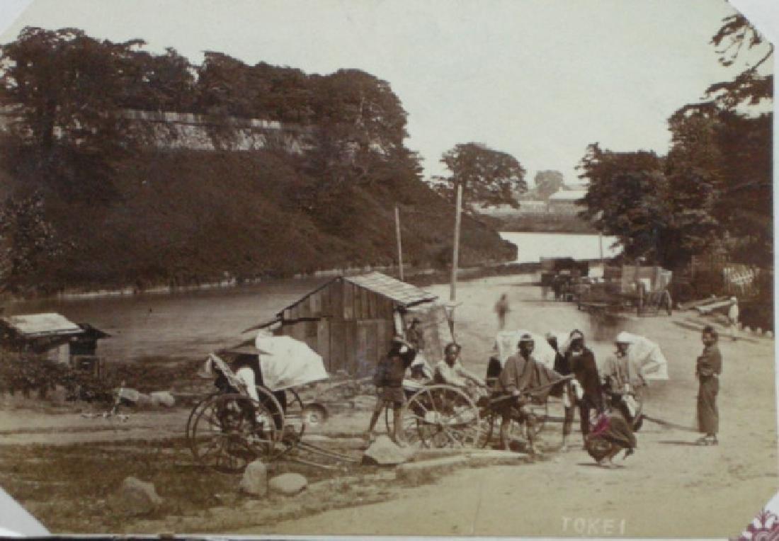 Tokei, Japan. c1890