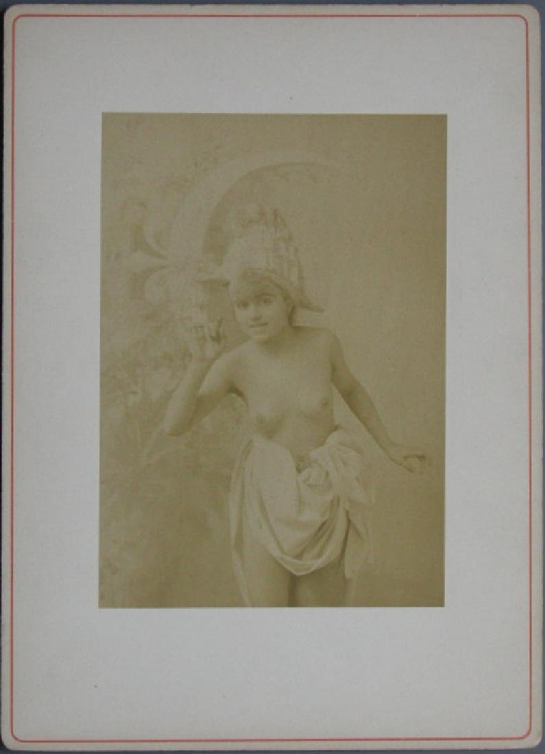 French Nude. c1875