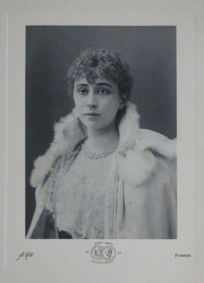 Portrait of a Young Lady. c1900