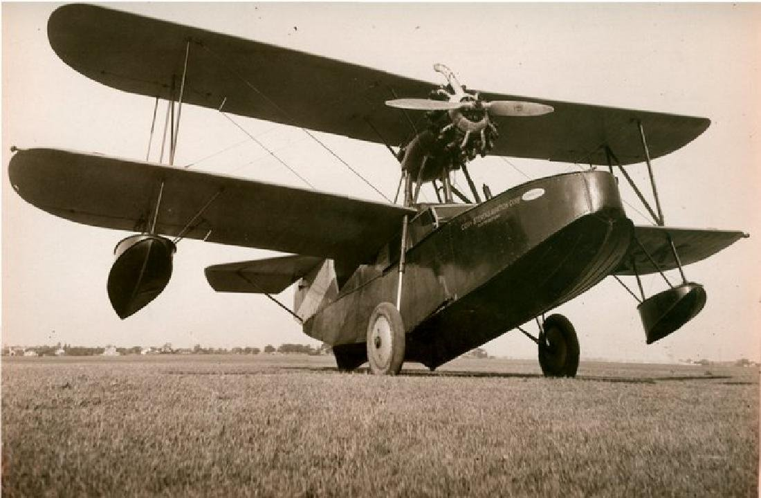 Keystone-Loening Commuter Biplane, c1926
