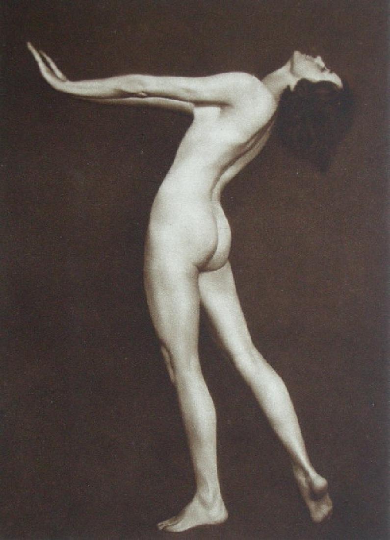 American Nude by Trude Fleischmann, Vienna