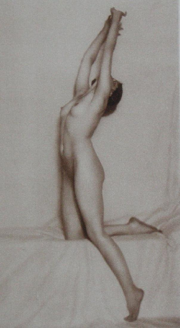 German Nude by Franz Fiedler, Dresden