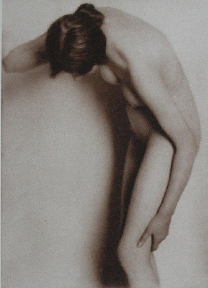 German Nude by Elsa Erdmann, Hamburg