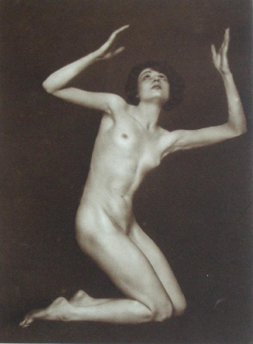 Swabian Nude by Trude Fleischmann, Vienna