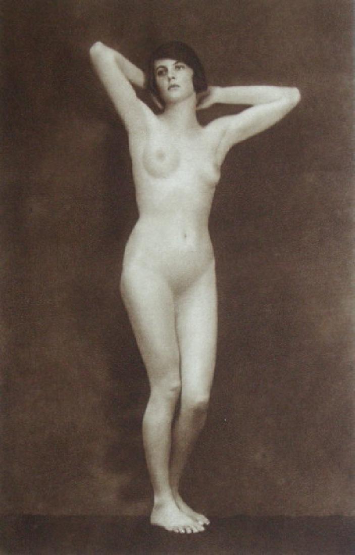 Bavarian Nude by Hanns Holdt, Munich