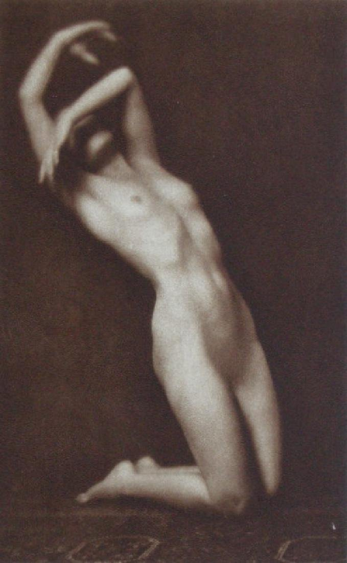 Swedish Nude by Dr. Henry Buergel Goodwin, Stockholm